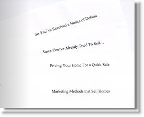 titles of real estate letters