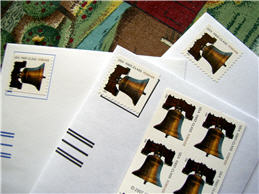pre-written envelops keep your real estate postal prospecting on track